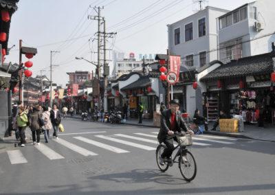 Shanghai à vélo