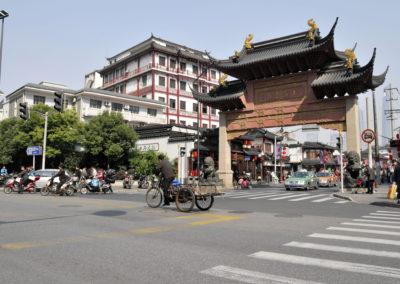 Triporteur Shanghai