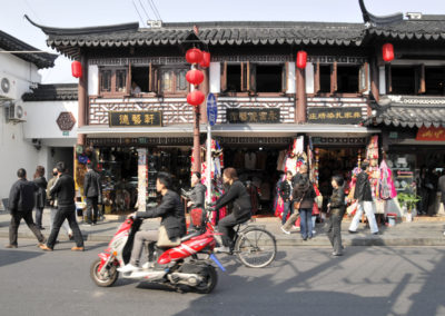 Scooter Shanghai