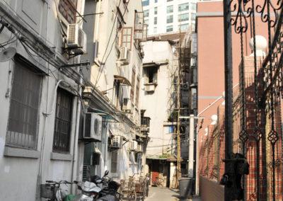 Ruelle à Shanghai
