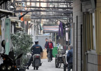 Petite rue de Shanghai