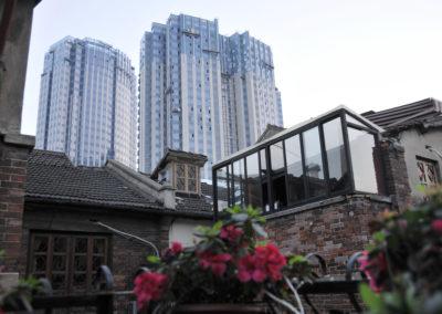 Deux villes à Shanghai