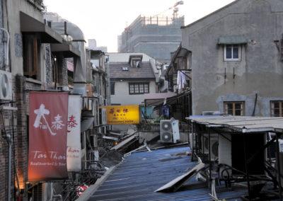 Vieux quartier de Shanghai