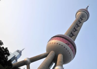 Tower TV Perle de l'Orient Shanghai