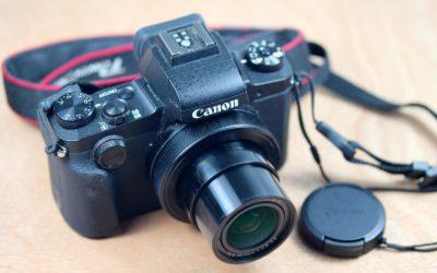 Mon avis sur le Canon PowerShot G1X Mark III