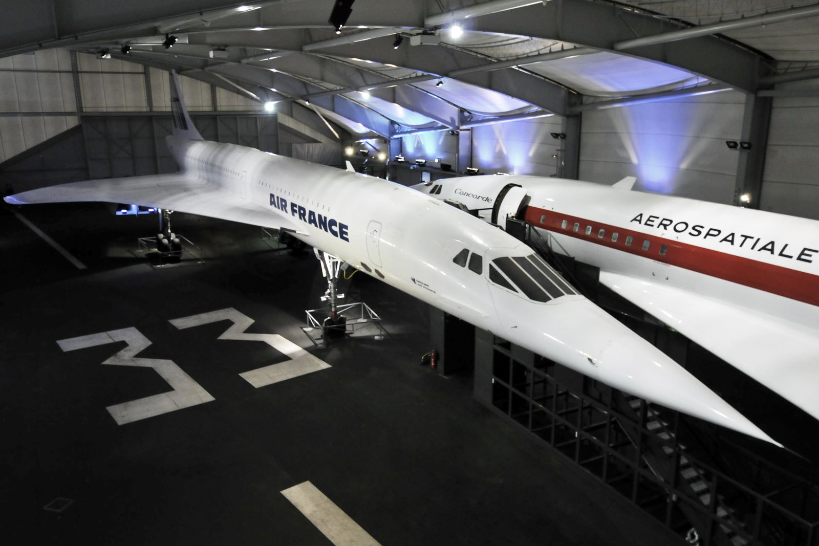 Concorde F-BTSD