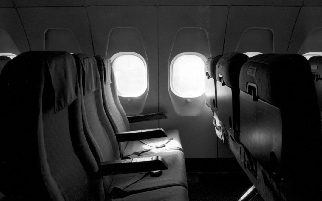 Le cockpit et la cabine du Mercure F-BTTD