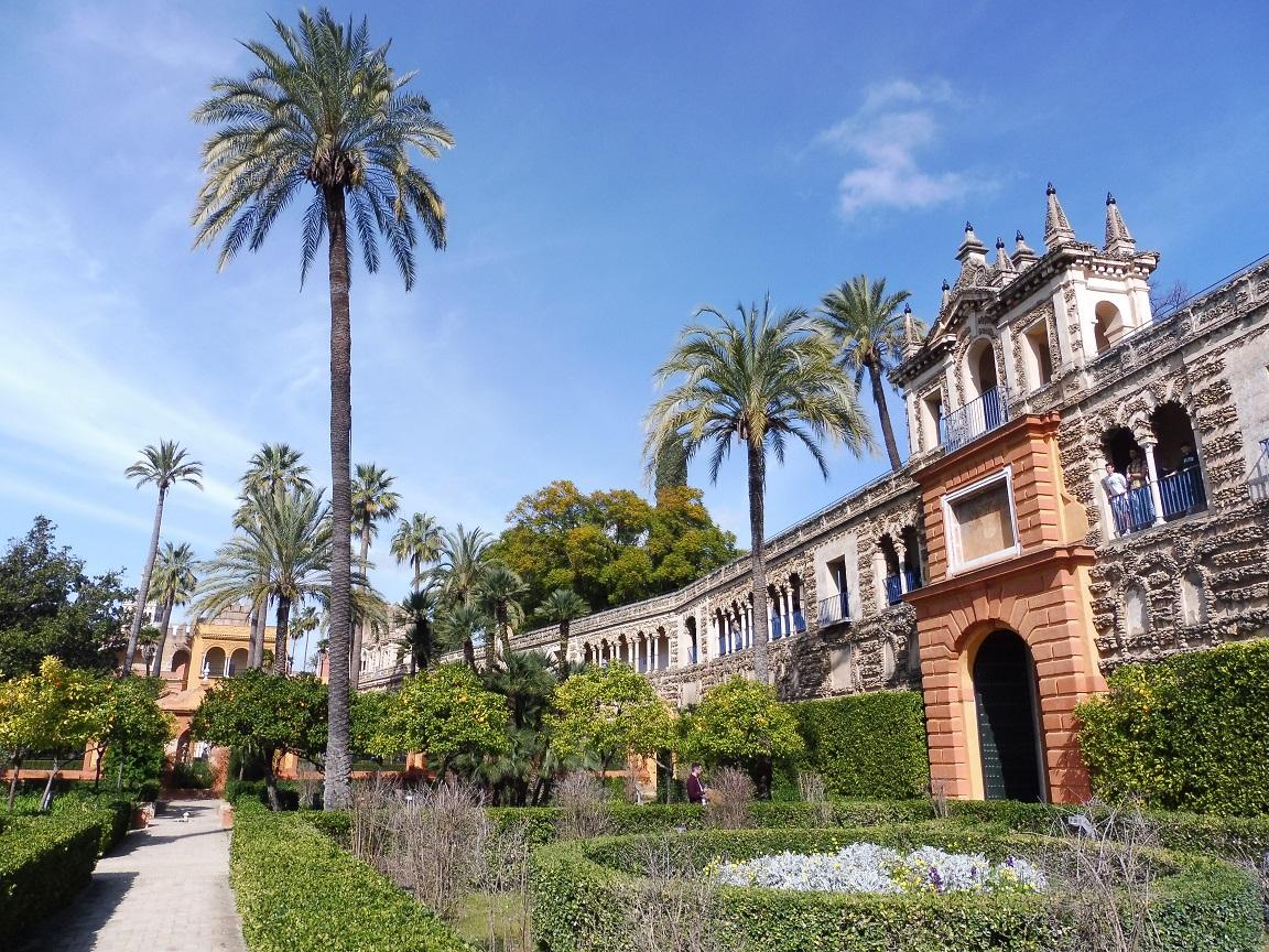 Séville - L'Alcazar