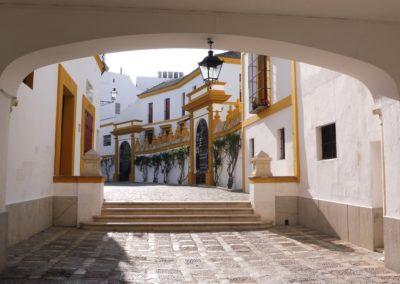Plaza de toros, Séville
